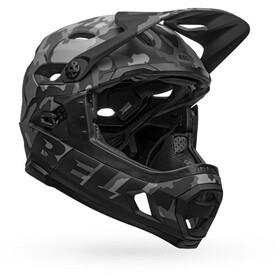 Bell Super DH MIPS Helmet matte/gloss black camo